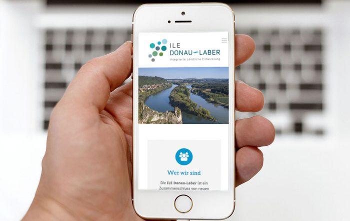 Homepage Ile Donau-Laber