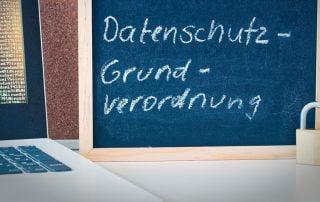 DSGVO Datenschutzerklärung